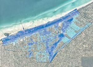 rosebud flooding map