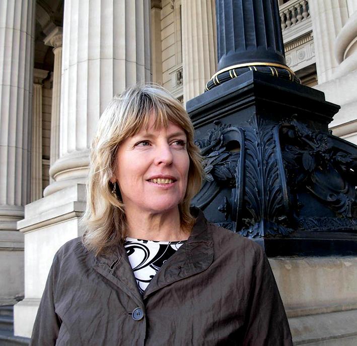 Greens MP Sue Pennicuik