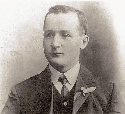 Gunner E. K. Benton