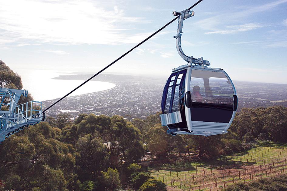 chairlift gondola
