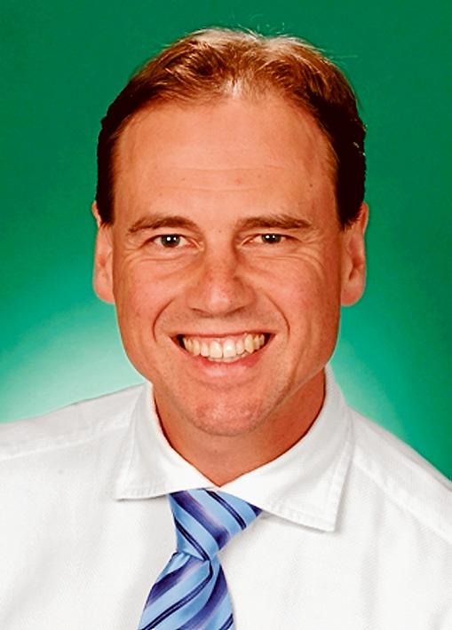 Greg Hunt, federal member for Flinders, portraits