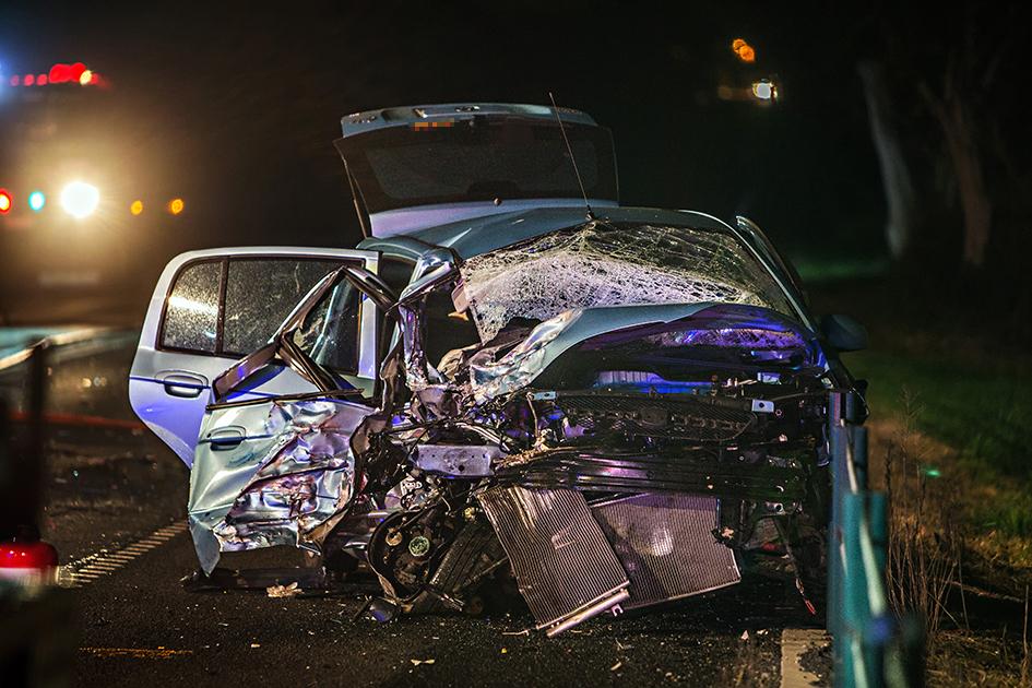 Car Crash Mornington Peninsula