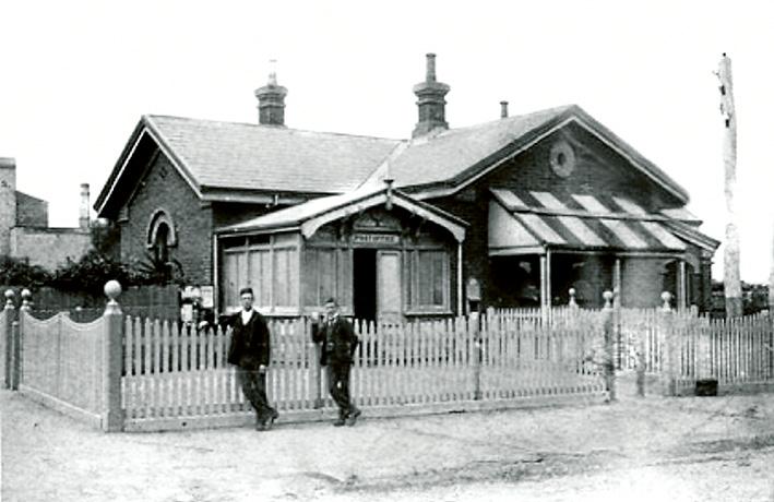 Old Post Office Mornington