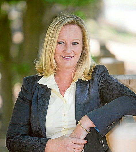 Breach: Former Carrum MP Donna Bauer penalised for early distribution of leaflet during Liberal Party preselection process for Dunkley. Picture: Gary Sissons