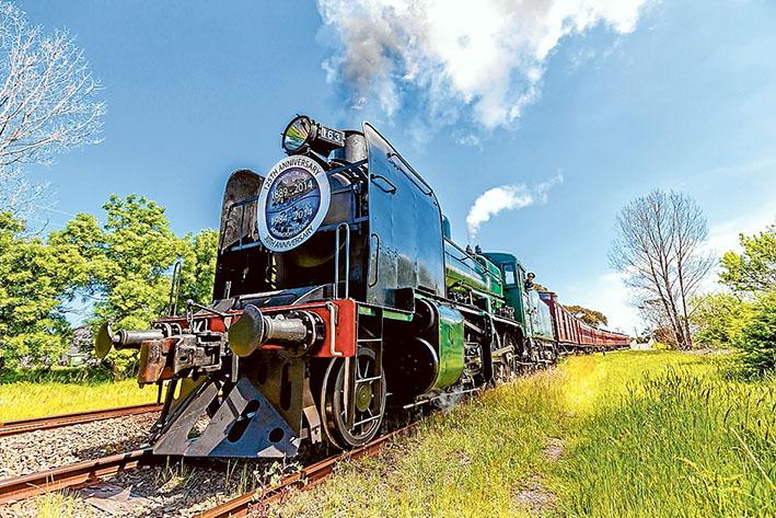 TRAIN K163