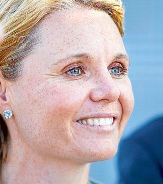 Labor candidate Peta Murphy