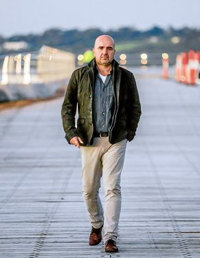 Safety call: Robert De Santis wants safety equipment installed at Mornington pier. Picture: Yanni