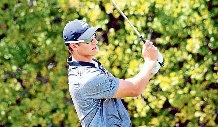 Rye golfer  Anthony MarchesaniSPN
