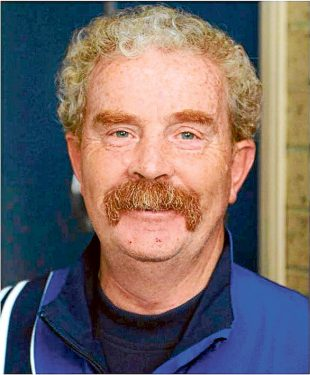 Pines pride: Senior coach Billy Rae. Picture: Darryl Kennedy