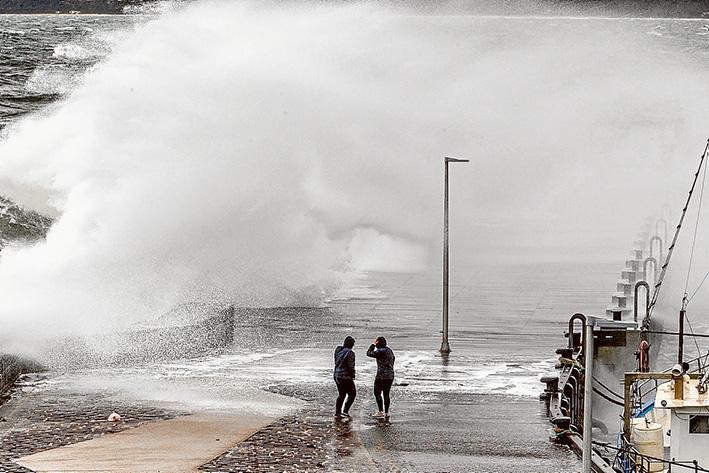 Stormy Mornington