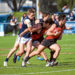 Bombers nip the Buds: Frankston Bombers racked up a 45 point win against Rosebud. Picture: Andrew Hurst
