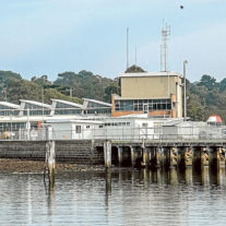 Handover: The contract for Patrick Ports Hastings, based at Stony Point, to run the Port of Hastings ends next June and the state government is tipped to take control.