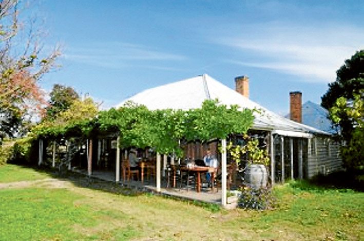Changed hands: Sages Cottage in Baxter has been sold to Wallara Australia which will use the farm for training programs for adults with different abilities.