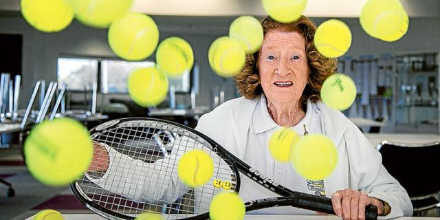 Tennis Book - Mornington. Photo: Sylvia Pingiaro.