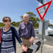 Mike Goethel and his wife Margaret fearf that another person will die before two Mt Martha intersections are improved. Picture: Gary Sissons